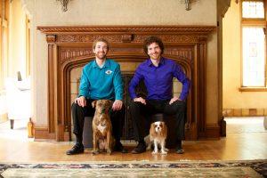 Fromm_Dan Nieman (left) and Bryan Nieman